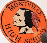 The Mohegan Tribal Council approved this mascot for Montville High School. Courtesy image