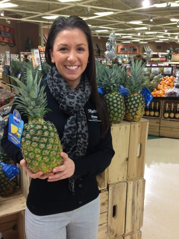 Registered Dietitian Shana Griffin offers health and wellness services at ShopRite of West Hartford. Submitted photo
