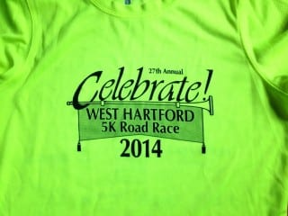 A Contest Is Being Held For New Design The 2015 Celebrate West Hartford 5K