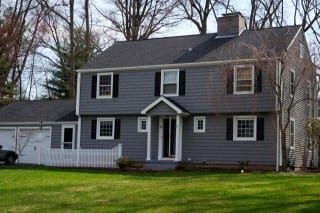 This home at 70 Foxcroft Rd., West Hartford, CT, recently sold for $492,000. Photo credit: Ronni Newton