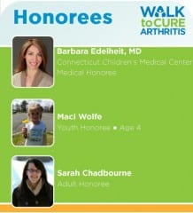 2015 Walk to Cure Arthritis Coming to West Hartford - We-Ha