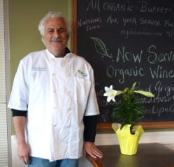 Chef William Klar has developed a 'nurturing foods' menu for Angelo's on Main at Rockledge in West Hartford. Photo credit: Ronni Newton