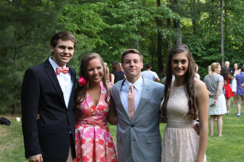 Hall Senior Prom. May 30, 2015. Photo courtesy of Kris Monnes