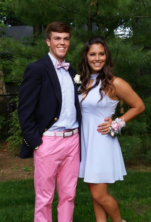Conard Senior Prom. May 29, 2015. Photo courtesy of Stacy Murray