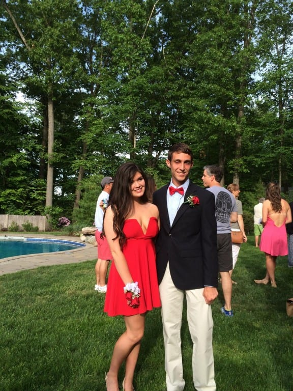 Conard Senior Prom. May 29, 2015. Photo courtesy of Bonnie Retrum