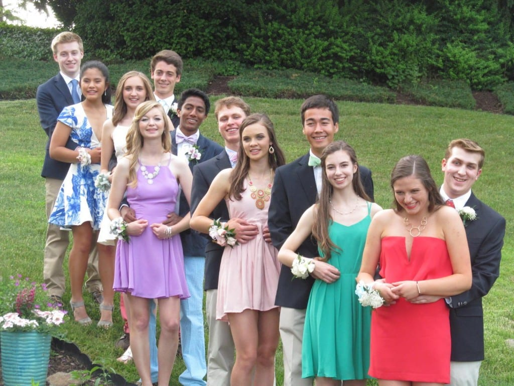 Conard Senior Prom. May 29, 2015. Photo courtesy of Laura Hammond
