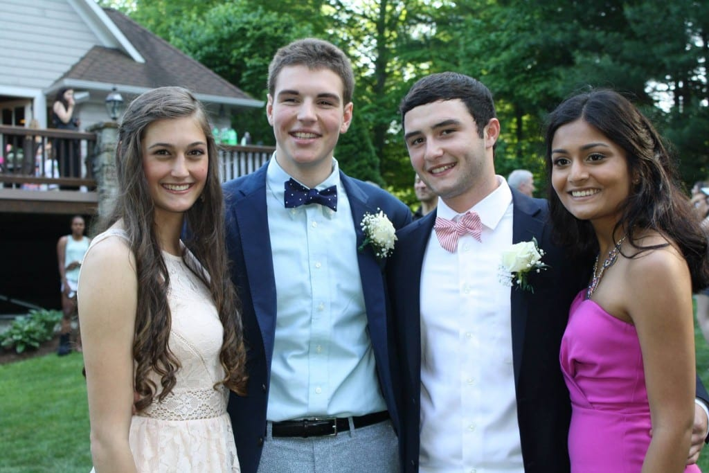 Hall Senior Prom. May 30, 2015. Photo courtesy of Pete Weisenberg
