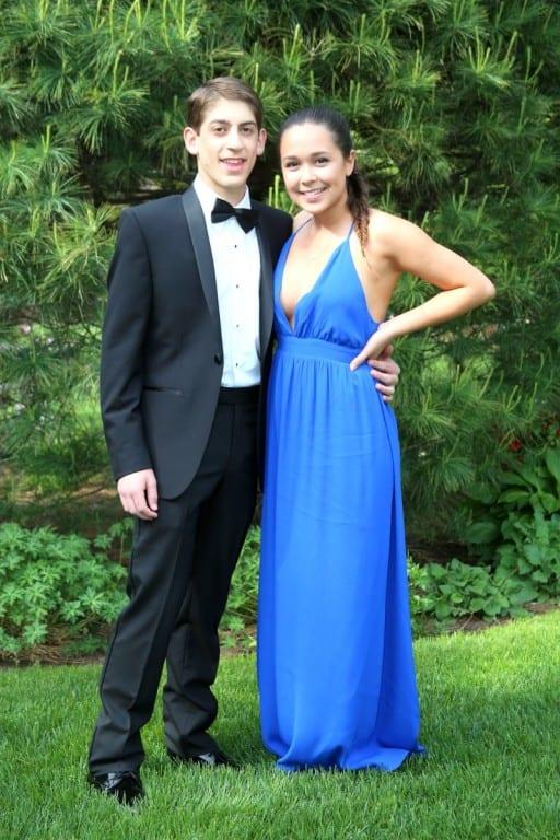 Conard High School Junior Prom. May 15, 2015. Photo courtesy of Sean Flanagan