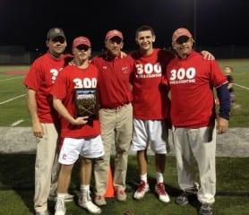 Conard Lacrosse Coach Records Win No  300 - We-Ha | West