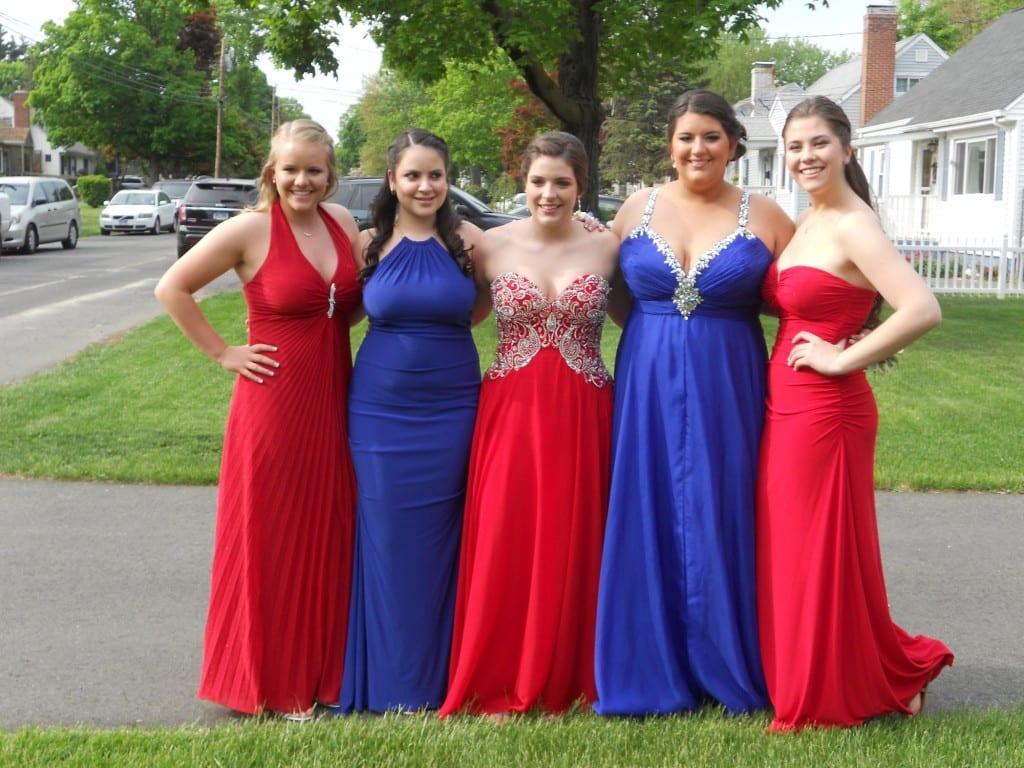Conard High School Junior Prom. May 15, 2015. Photo courtesy of Lynn Randall