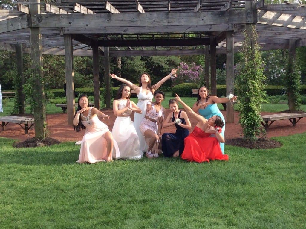 Conard High School Junior Prom. May 15, 2015. Photo courtesy of Lisa Hook