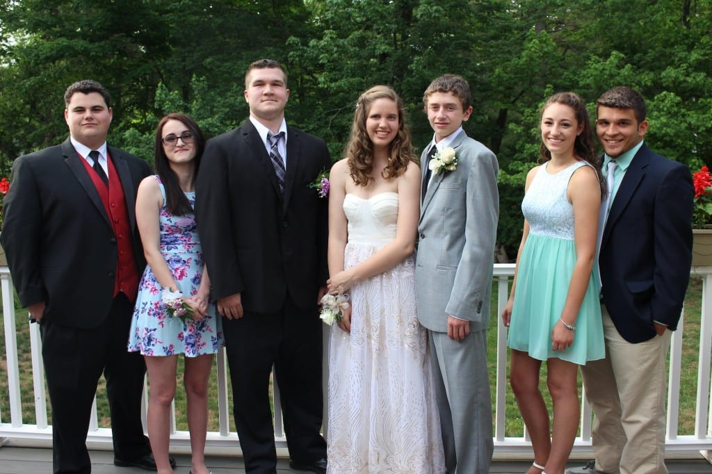 Conard Senior Prom. May 29, 2015. Photo courtesy of Patti Sheehan Albee