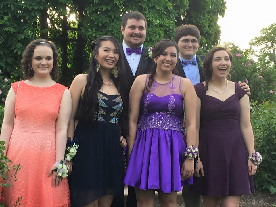 Conard Senior Prom. May 29, 2015. Photo courtesy of Sarah Ryor