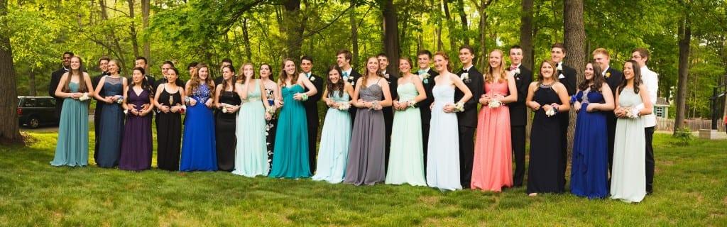 Conard High School Junior Prom. May 15, 2015. Photo courtesy of Elizabeth Policelli