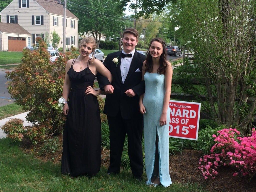 Conard High School Junior Prom. May 15, 2015. Photo courtesy of Katie Cavanaugh