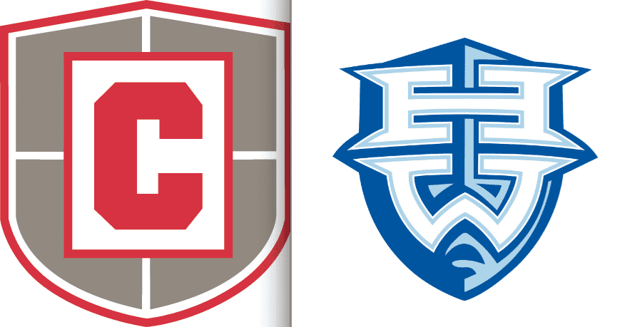 conard and hall logos combined.
