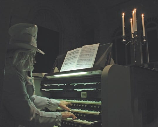 phantom of first church to hold halloween organ recital in west hartford center