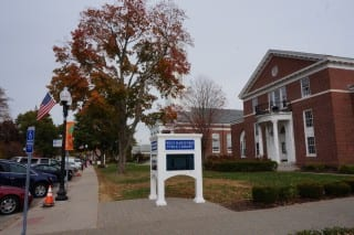 Noah Webster Library. Photo credit: Ronni Newton