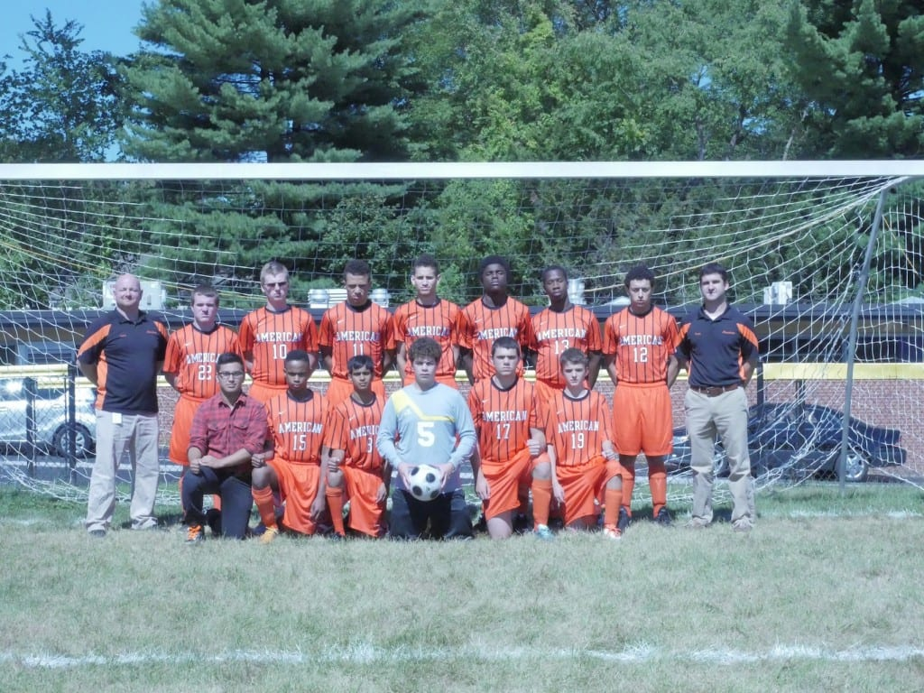 ASD soccer team. Submitted photo