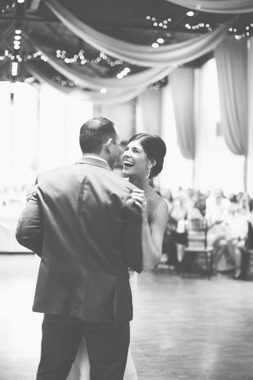 The wedding of Jessica Leone and Michael Parillo. Photo credit: Alison Lassiter and Julie Morawski