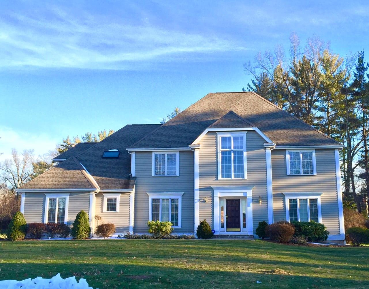 Buckingham Lane Colonial Sells for $565,000 - We-Ha   West Hartford News