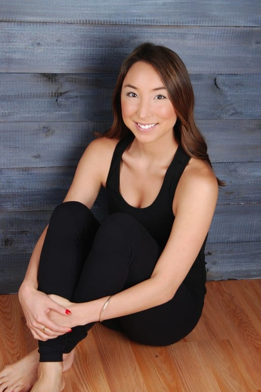 Stephanie Lin will open the area's first Pure Barre fitness studio in West Hartford's Blue Back Square.. Courtesy photo