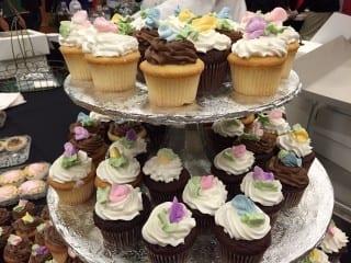 Classic Cakes. Taste of Elmwood. Feb. 4, 2016. Photo credit: Ronni Newton