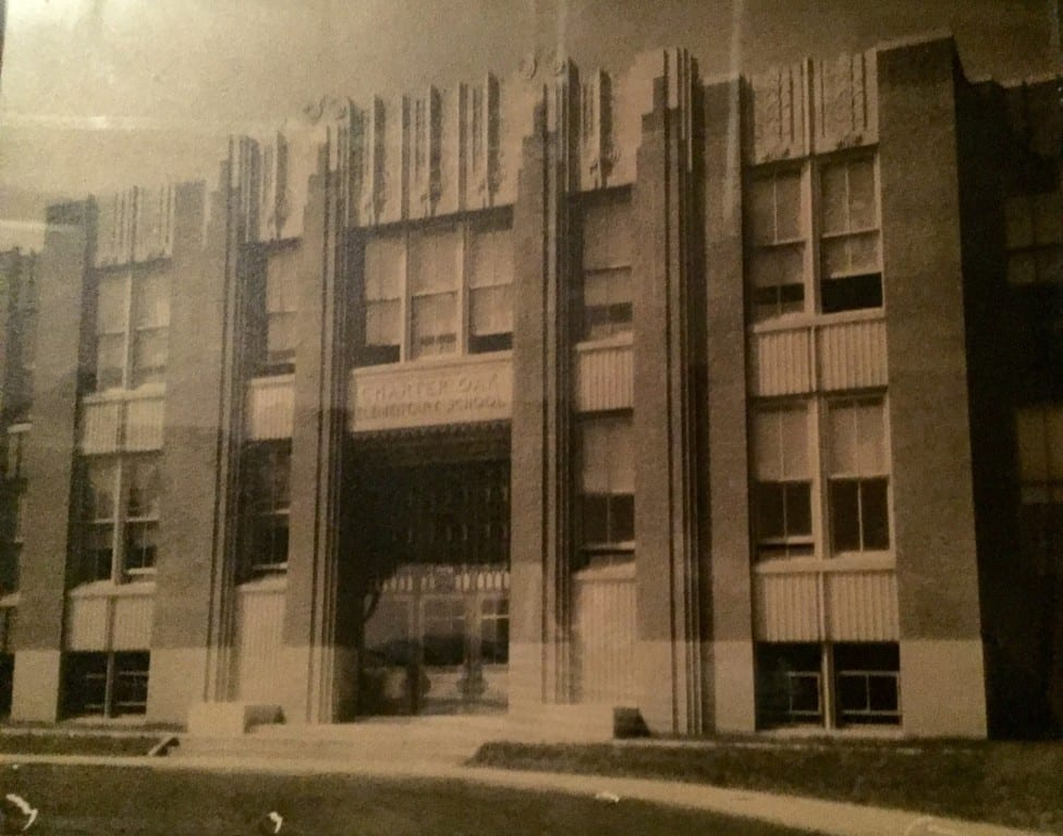 Charter Oak International Academy will hold an open house to share memories of the old building. Courtesy photo