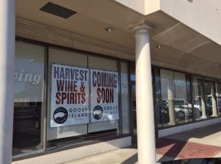 Harvest Wine & Spirits will open sometime in May at 1128 New Britain Ave. Photo credit: Ronni Newton