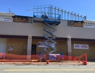 Total Wine & More will open later this spring, likely in June, in Corbin's Corner. Photo credit: Ronni Newton