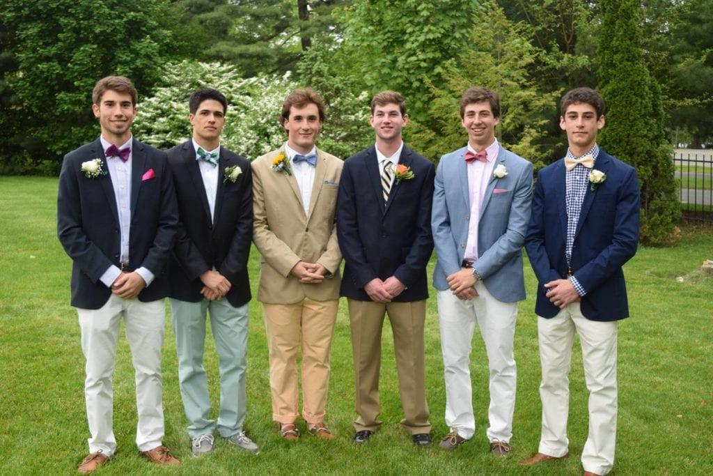 Hall Senior Prom. May 21, 2016. Photo courtesy of Melissa Weinstock