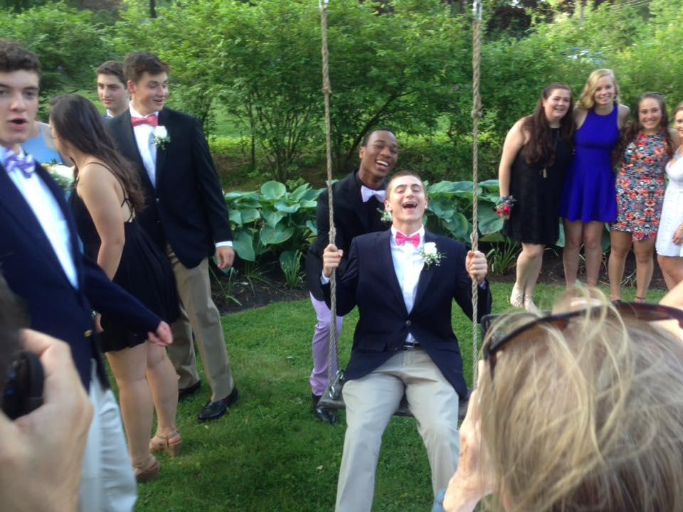 Conard Senior Prom. May 27, 2016. Photo courtesy of Chris McCormick
