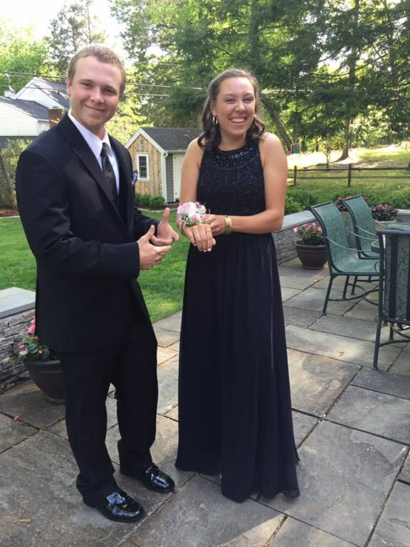 Conard High School Junior Prom. May 20, 2015. Photo courtesy of Audra Celio