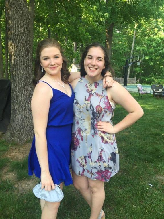 Conard Senior Prom. May 27, 2016. Photo courtesy of Enza Flynn