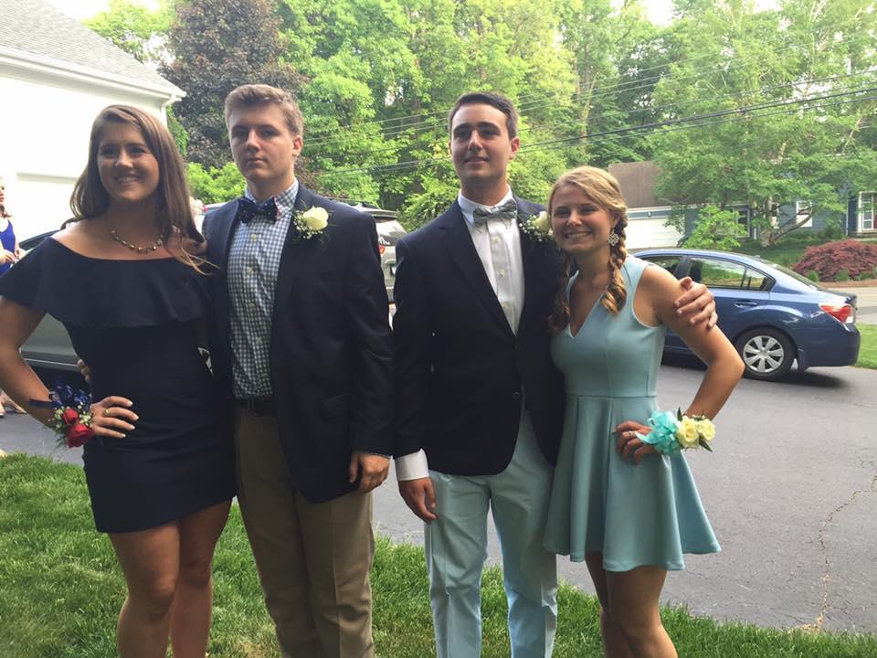Conard Senior Prom. May 27, 2016. Photo courtesy of Anne Marie Riley