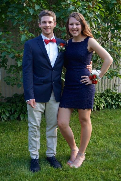 Conard Senior Prom. May 27, 2016. Photo credit: Ronni Newton