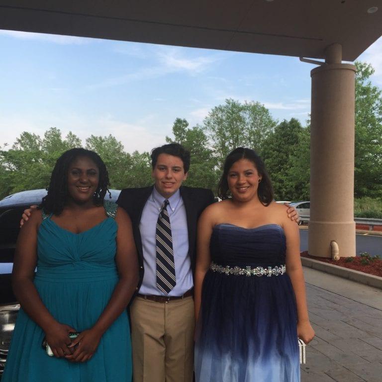 Conard Senior Prom. May 27, 2016. Photo courtesy of Sonya Karriem