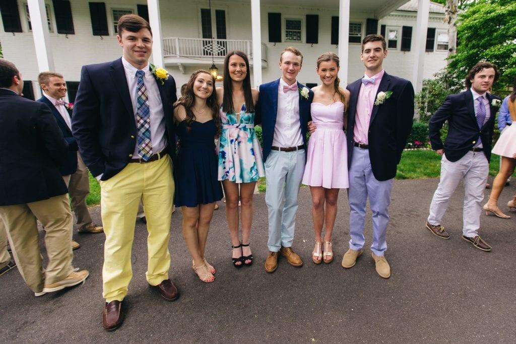 Hall Senior Prom. May 21, 2016. Photo courtesy of Patrick Dugan