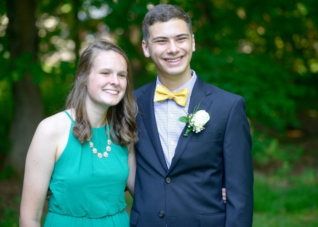 Conard Senior Prom. May 27, 2016. Photo courtesy of Andy Stabnick, Low Tide Photography
