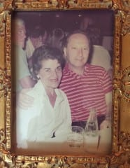 Shari Cantor's parents, Rose and Marcus Granow. Courtesy photo