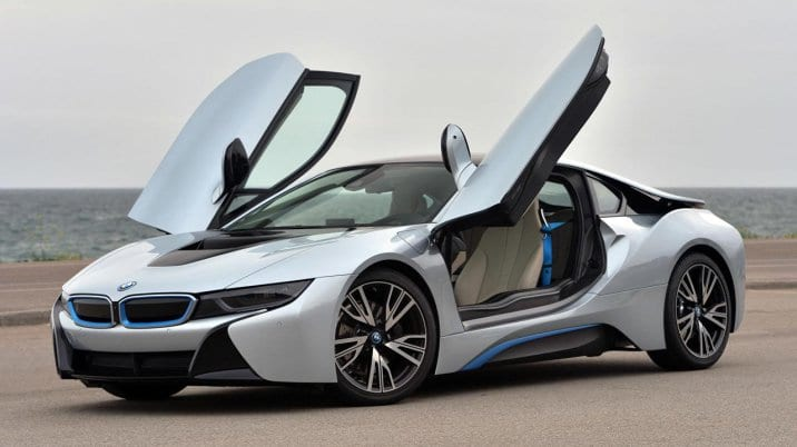 Electric Vehicles Including Bmw I8 Will Be On Display Saturday