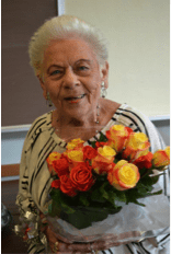 Birthday girl, Barbara Portman, inspirational at 90 years young! Submitted photo