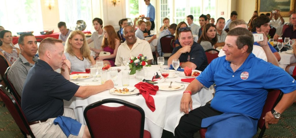 Closing ceremony and brunch at Hartford Golf Club. Photo credit: Gary Cohen
