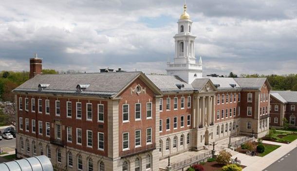 University of Saint Joseph website photo
