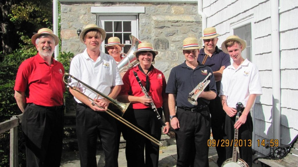 The Eastern Ramblers Dixieland Band will perform a benefit concert at the American Legion Post 96 headquarters in West Hartford. Submitted photo