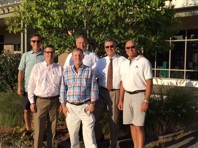 From left: Tournament committee members Greg Macko, Paul Connery, Steve Pons, Mike Haeflich, John McCormick and  Russ Liljedahl. Submitted photo