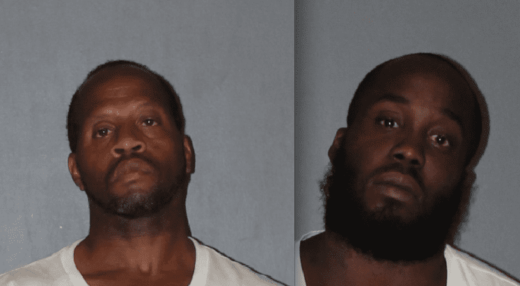 Jeffrey Barnes (left) and Javon Reynolds. Photos courtesy of West Hartford Police Department
