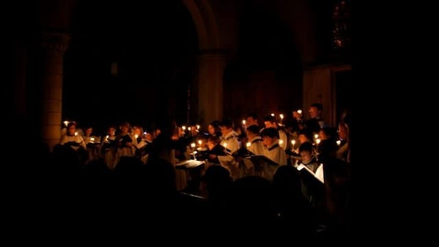 Candlelight Festival Of Nine Lessons And Carols We