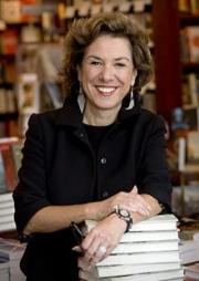 Roxanne Coady of R.J. Julia Booksellers in Madison will present 'Hot Buzz About Books' at the Mandell JCC in West Hartford. Submitted photo
