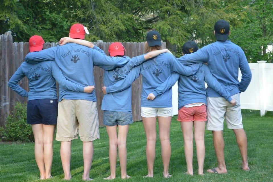Team Lefante. Courtesy photo